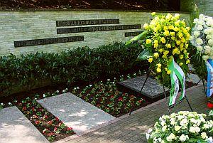 Gedenkstätte am Wenzelnberg