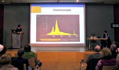 Vortrag von Dr.med. Alex Rosen, IPPNW, Düsseldorf